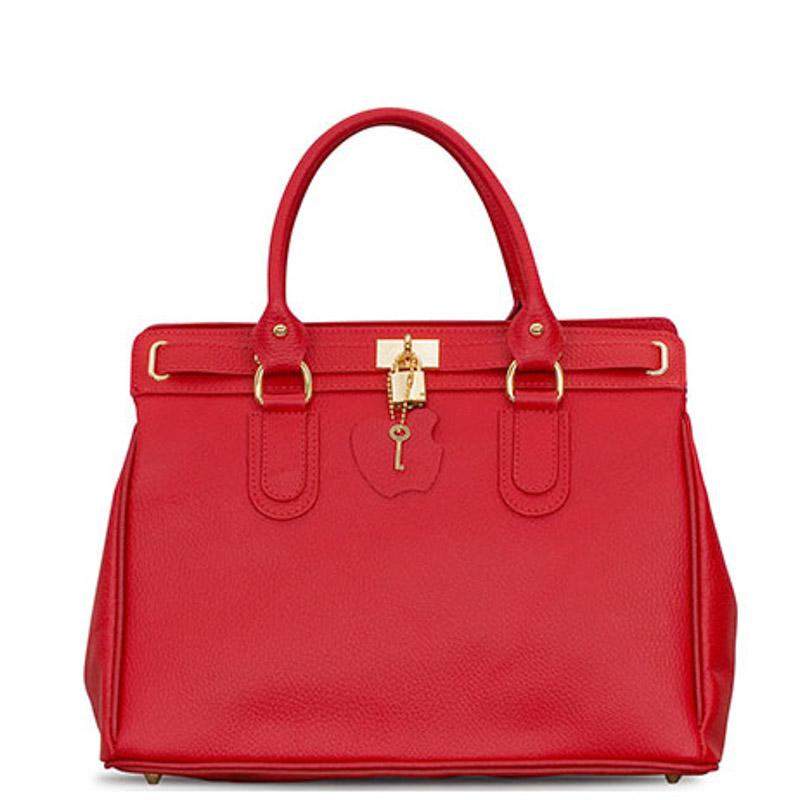 Shopping γυναικεία Classico Donna Κόκκινο - Έως 3 Άτοκες Δόσεις άνω των 60€