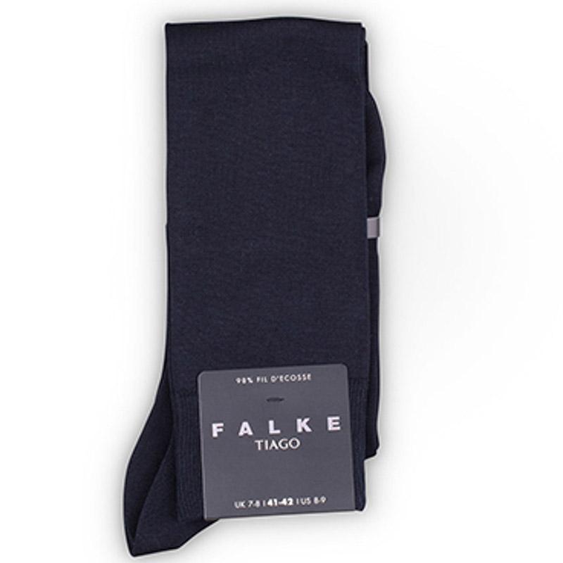 Κάλτσες ανδρικές Falke Μπλε 15662-TIAGO - Έως 3 Άτοκες Δόσεις άνω των 60€