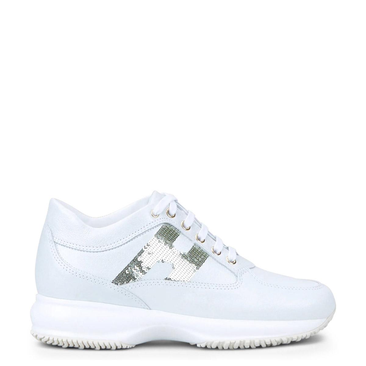 Sneakers γυναικεία Hogan Λευκό Interactve