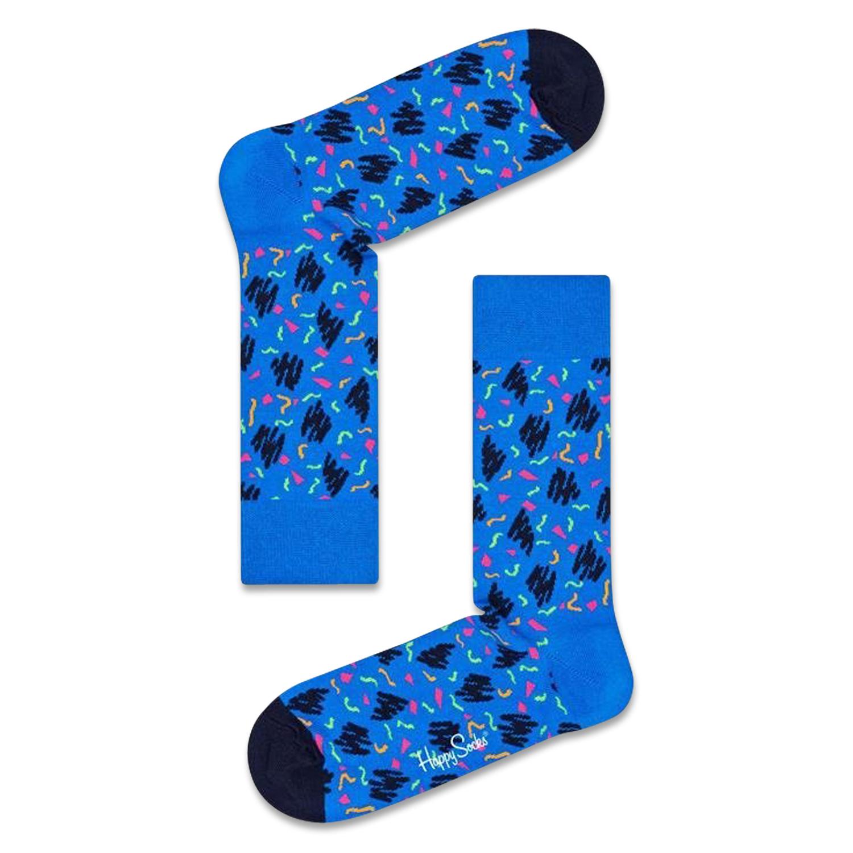 Κάλτσες ανδρικές Happy Socks Μπλε - Έως 3 Άτοκες Δόσεις άνω των 60€