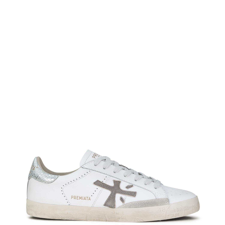 Sneakers γυναικεία Premiata Λευκό STEVEND VAR 4717