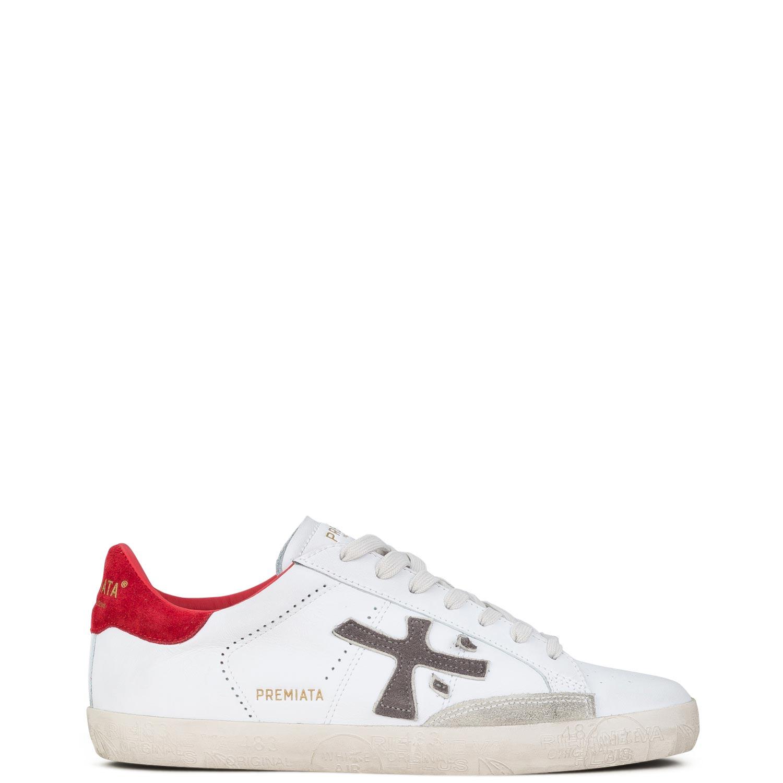 Sneakers γυναικεία Premiata Λευκό STEVEND VAR 4719
