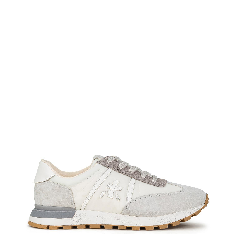 Sneakers γυναικεία Premiata Λευκό JOHNLOWD VAR 5186