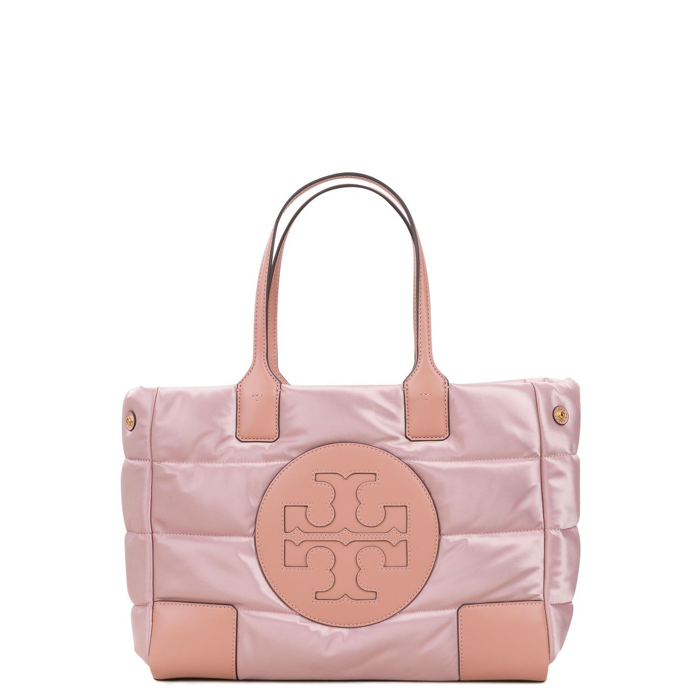 Shopping γυναικεία Tory Burch Ροζ ELLA PUFFY QUILTED SATIN